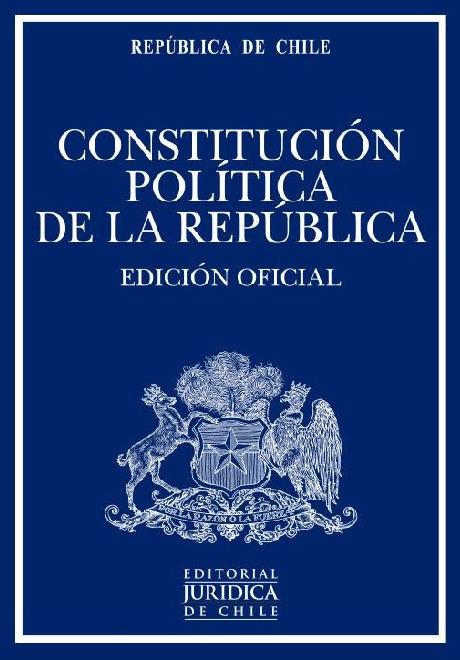 Constitución política de la República