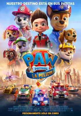 Paw Patrol, la película